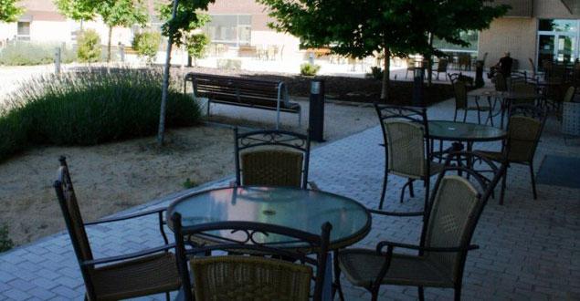 Equipamiento y mobiliario de Residencias CISA