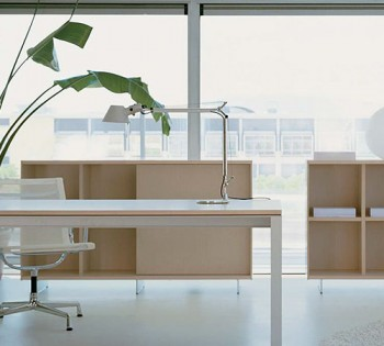 Cisa Mobiliario Ejecutivo madera