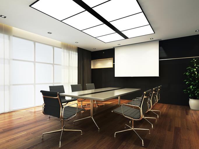 Mobiliario para salas de reuniones