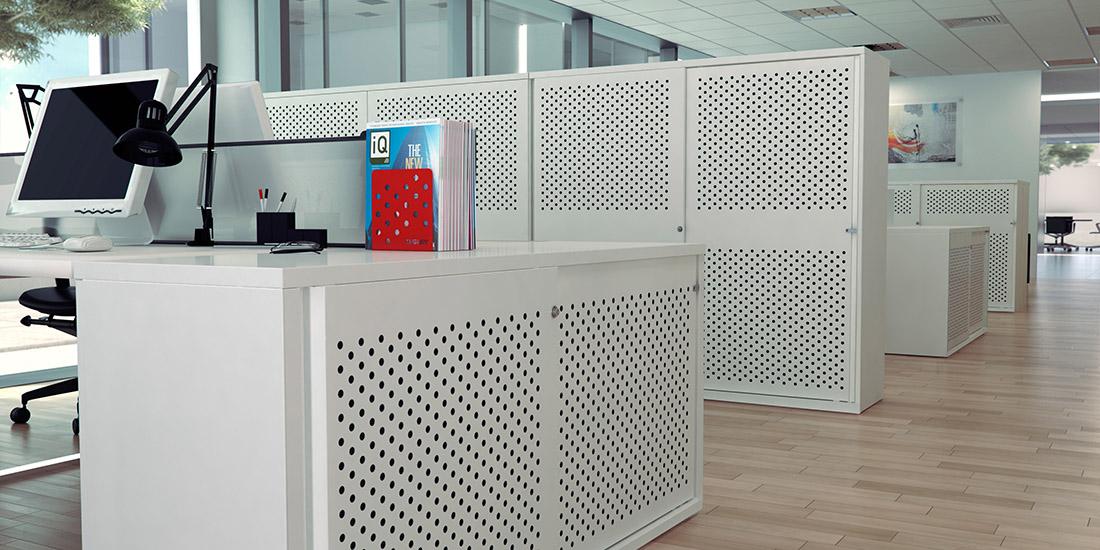 Muebles para espacios de ocio en la oficina