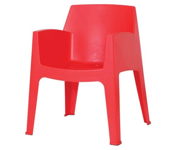 sillon-pool-apilable-polipropileno-rojo-0006177