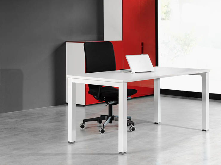 Estas mesas de despacho serán perfectas para la oficina