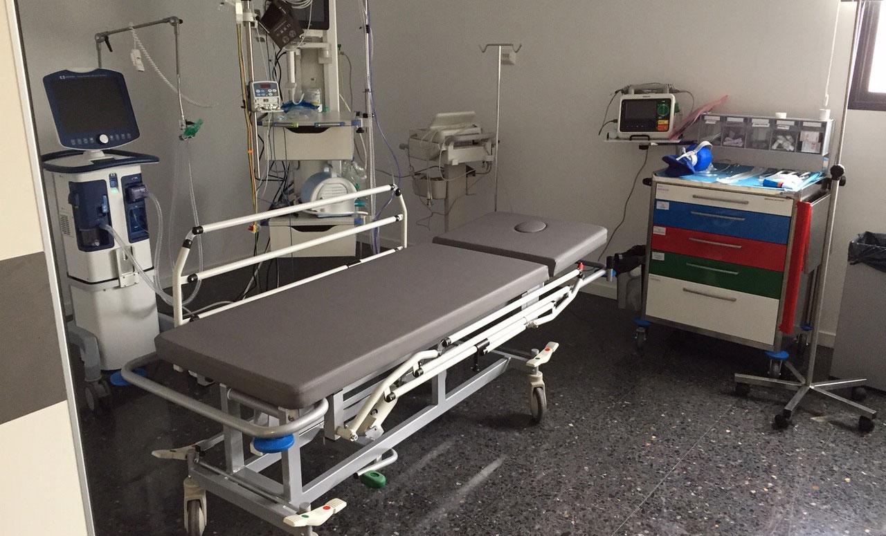 Mobiliario para clínicas