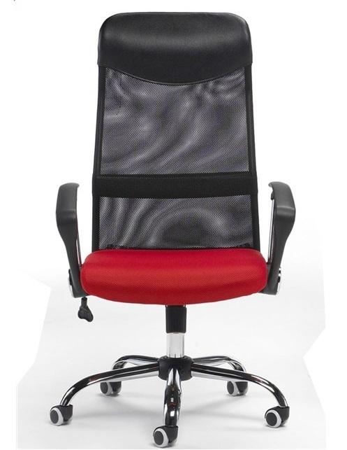 sillón ejecutivo Gino bicolor