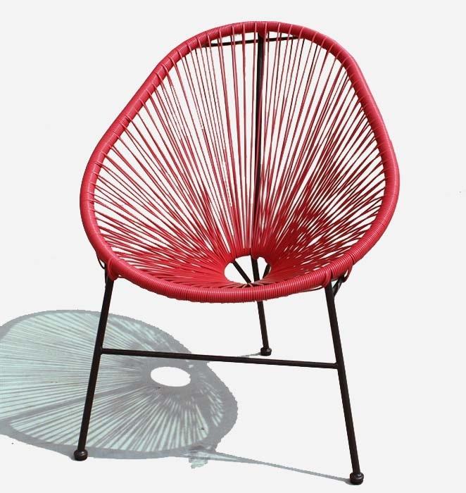 sillas en locales de hostelería