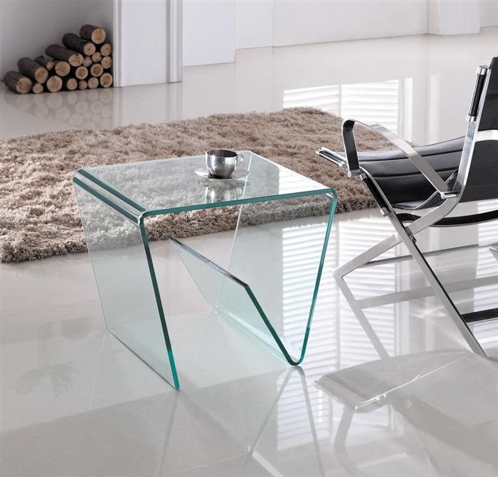 Mesas de cristal para tu oficina, los modelos más funcionales