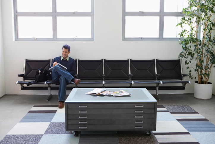 Consejos para distribuir los muebles en la sala de espera