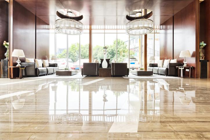 Tipos de suelo para oficinas