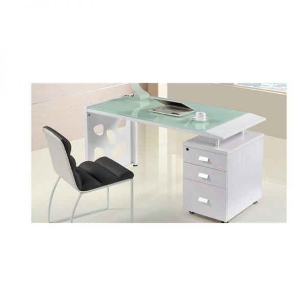 mesa-de-oficina-jackie-cajonera-a-derecha-cristal-140x70-cms